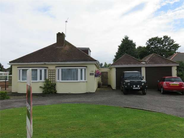 4 Bedrooms Detached Bungalow for sale in Eastwood Road, Boston, Lincolnshire
