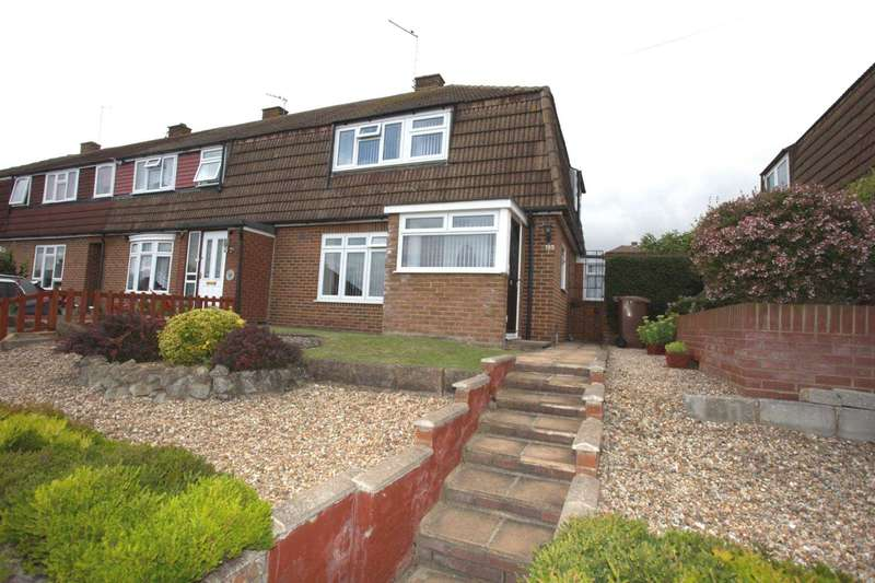 3 Bedrooms End Of Terrace House for sale in Knights Road, Hoo