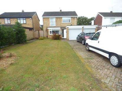 3 Bedrooms Detached House for sale in St. Peters Avenue, Formby, Liverpool, Merseyside, L37
