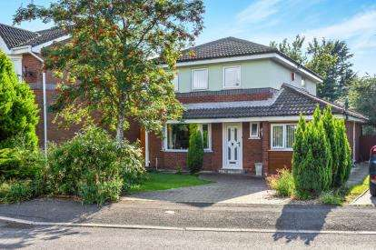 5 Bedrooms Detached House for sale in Cloisters, Heaton With Oxcliffe, Morecambe, Lancashire, LA3