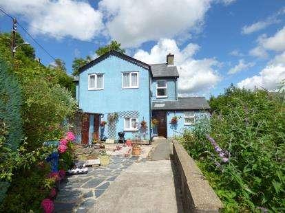 4 Bedrooms Detached House for sale in Tanygrisiau, Blaenau Ffestiniog, Gwynedd, LL41