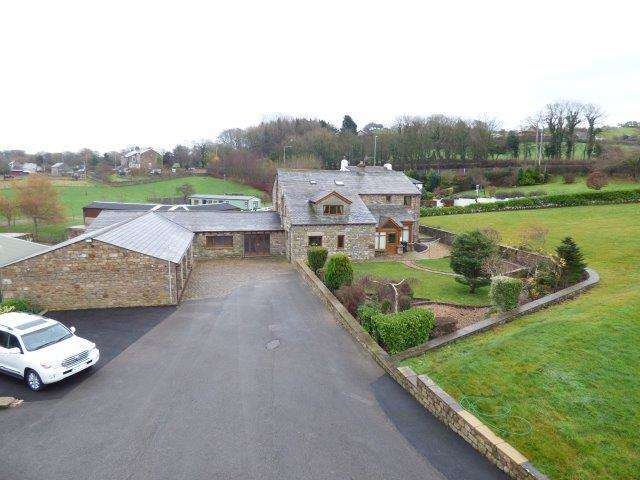 4 Bedrooms Detached House for sale in Lancaster Road, Bolton Le Sands, Carnforth, Lancashire, LA5 9TN