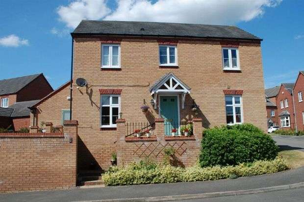 3 Bedrooms Detached House for sale in South Meadow View, St Crispins, Northampton NN5 4BT