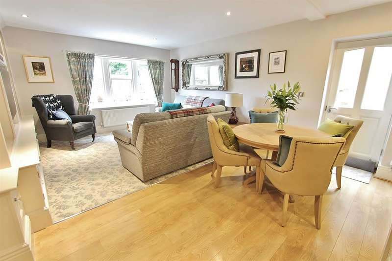 2 Bedrooms Ground Flat for sale in Westbourne Manor, Westbourne Road, Broomhill, Sheffield, S10 2QQ