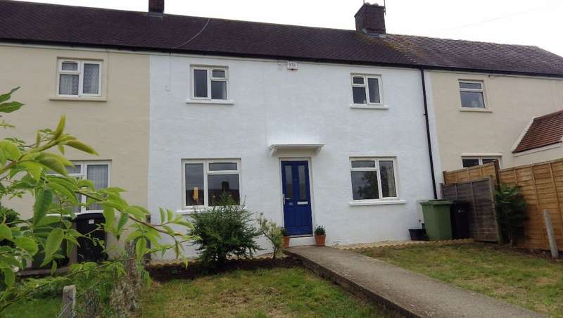 3 Bedrooms Terraced House for sale in Bowling Green Crescent