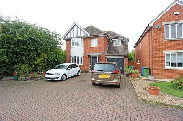4 Bedrooms Detached House for sale in Argent Way, Sonora Fields, SITTINGBOURNE, Kent