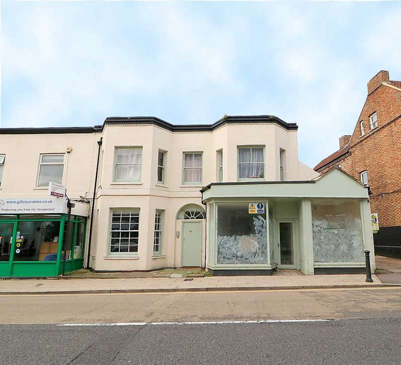 Commercial Property for rent in Tavistock Street, Bedford