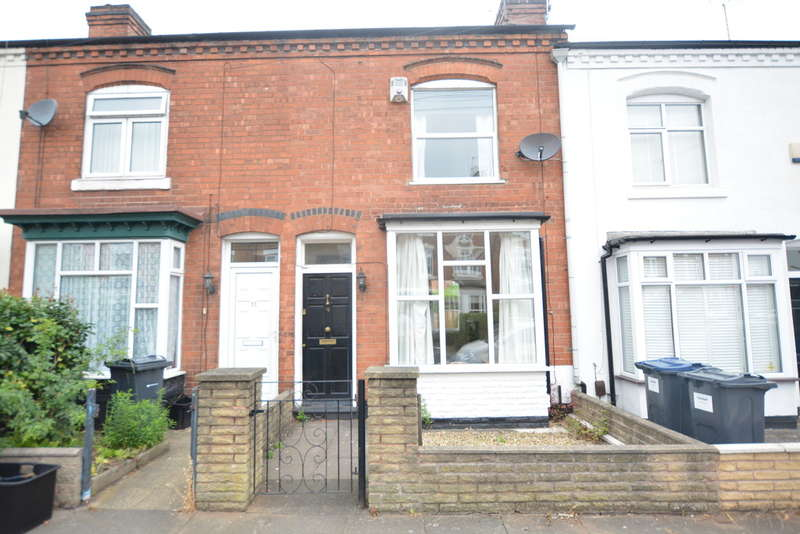 2 Bedrooms Terraced House for sale in Gordon Road, Harborne