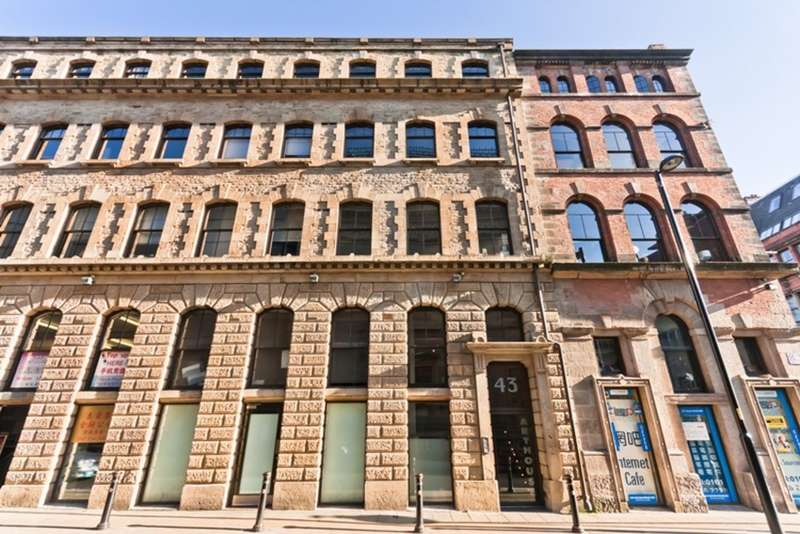 Flat for sale in The Arthouse, George Street
