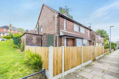 3 Bedrooms Semi Detached House for sale in Avonside Avenue, Stoke-On-Trent, Staffordshire, Staffs