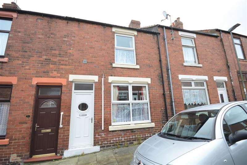 2 Bedrooms Terraced House for sale in Ruby Street, Shildon, DL4 1JD