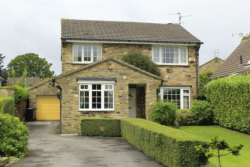 4 Bedrooms Detached House for sale in Byland Close, Boston Spa, Wetherby, LS23 6PU