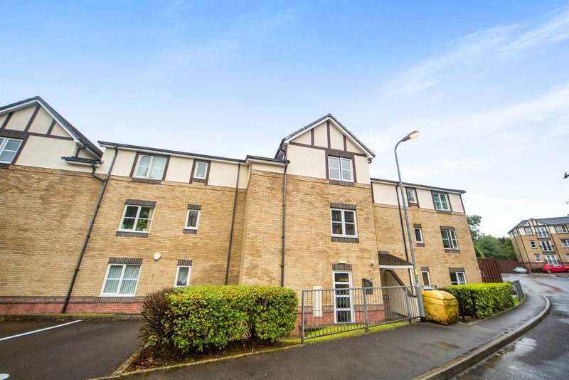 1 Bedroom Apartment Flat for sale in Heol Llinos, Thornhill, Cardiff