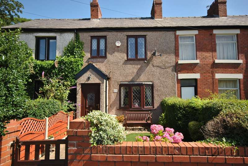 2 Bedrooms Terraced House for sale in Heyhouses Lane, Lytham St Annes, FY8