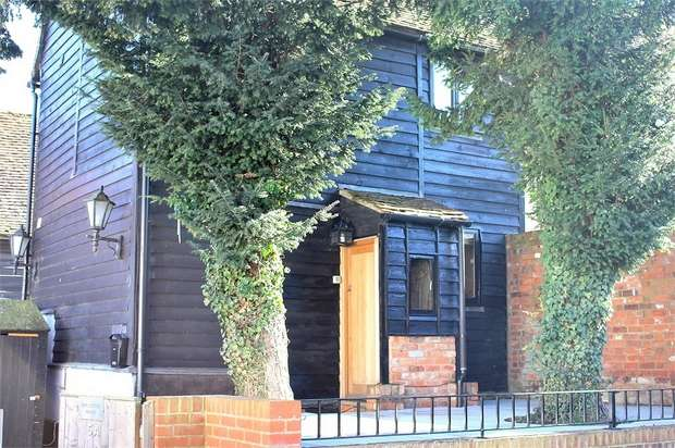 1 Bedroom Detached House for sale in Dunmow, Essex