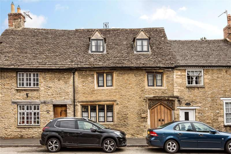 4 Bedrooms Terraced House for sale in Burford Street, Lechlade, GL7