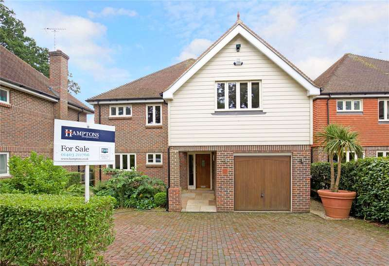 4 Bedrooms Detached House for sale in South Leas, Henfield Road, Cowfold, Horsham, RH13
