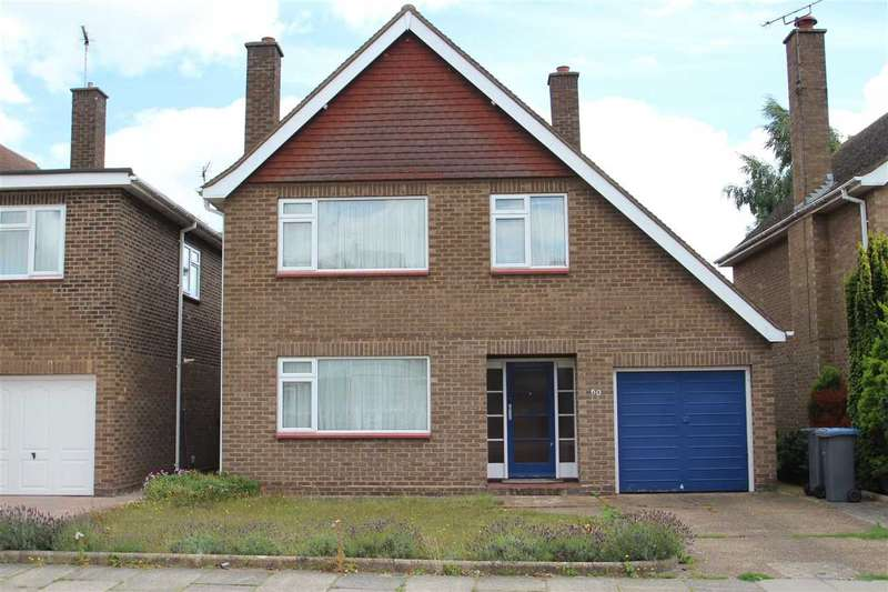 3 Bedrooms Detached House for sale in Arundel Way, Broke Hall, Ipswich