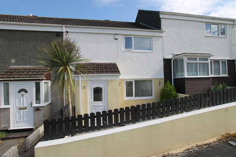 2 Bedrooms Terraced House for sale in Torbryan Close, Leigham, PL6 8NZ