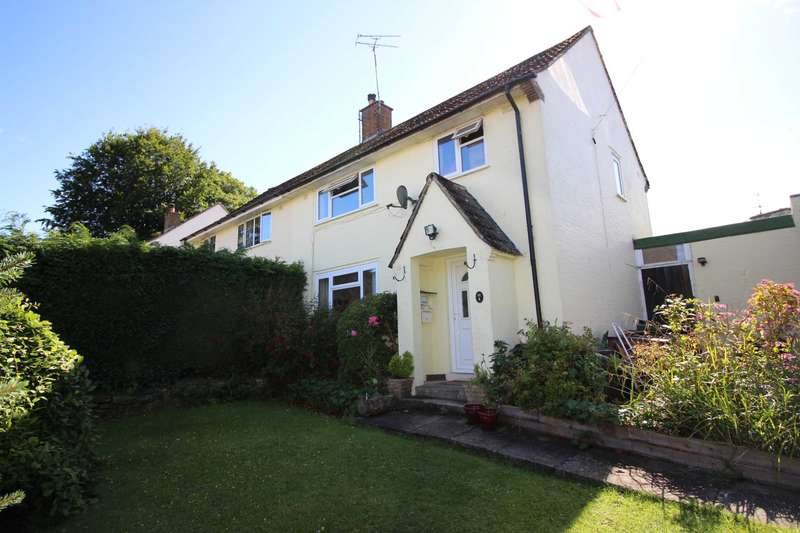 3 Bedrooms Semi Detached House for sale in Goulds Lane, Frome