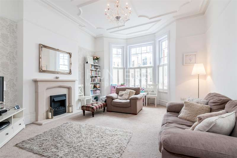 2 Bedrooms Apartment Flat for sale in Inglewood Road, London, NW6 1QT