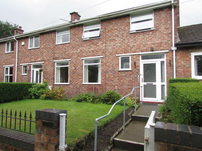 3 Bedrooms Terraced House for sale in Park Avenue, Weaverham