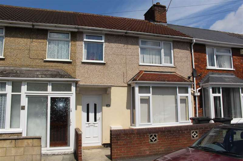 3 Bedrooms Terraced House for sale in Osborne Street, Swindon