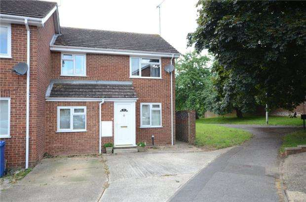 3 Bedrooms End Of Terrace House for sale in Bissley Drive, Maidenhead, Berkshire