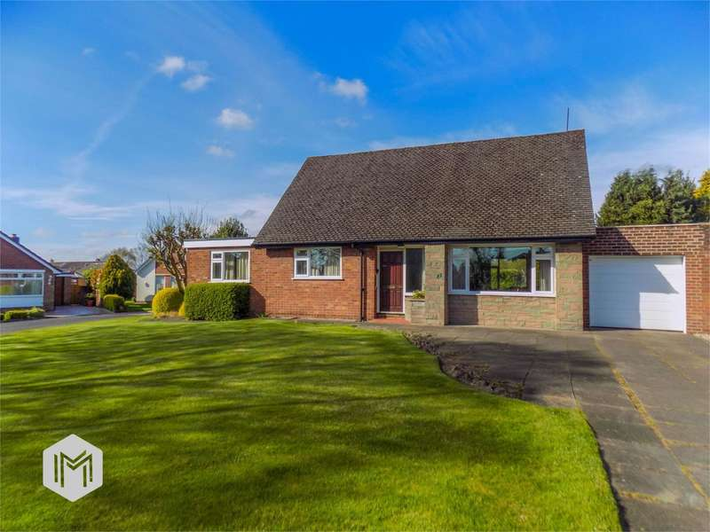 4 Bedrooms Detached House for sale in Lowther Avenue, Culcheth, Warrington, WA3