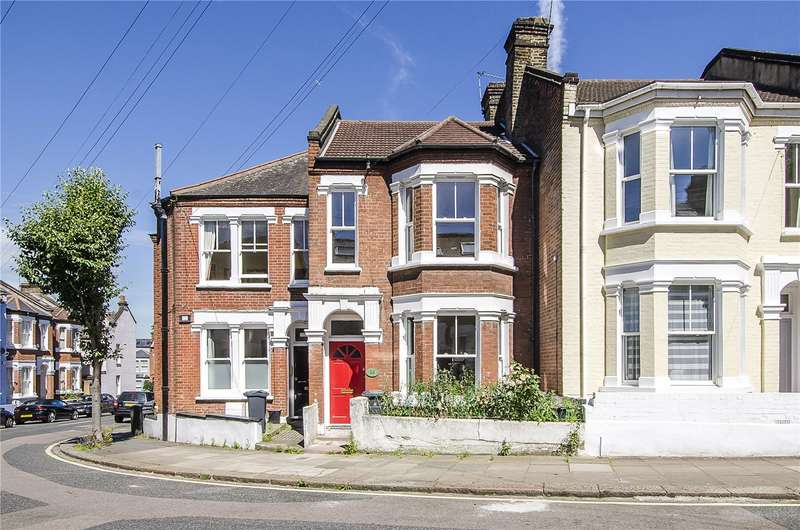 4 Bedrooms Terraced House for sale in Netherford Road, London, SW4