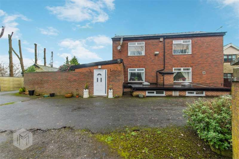 4 Bedrooms Semi Detached House for sale in Long Lane, Bury, Lancashire, BL9