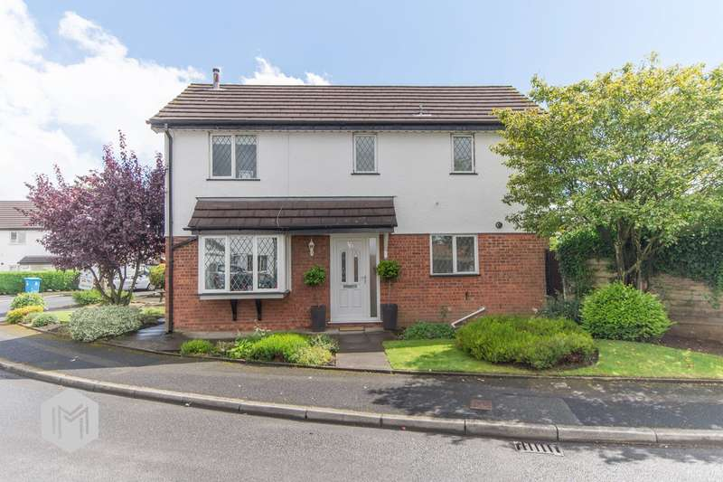 3 Bedrooms Detached House for sale in Ridingfold Lane, Worsley, Manchester, M28