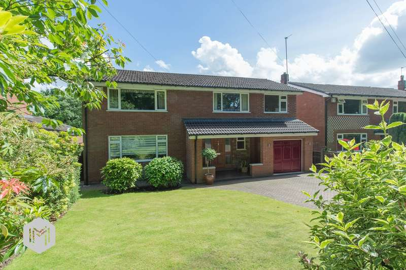 4 Bedrooms Detached House for sale in Morris Fold Drive, Lostock, Bolton, BL6