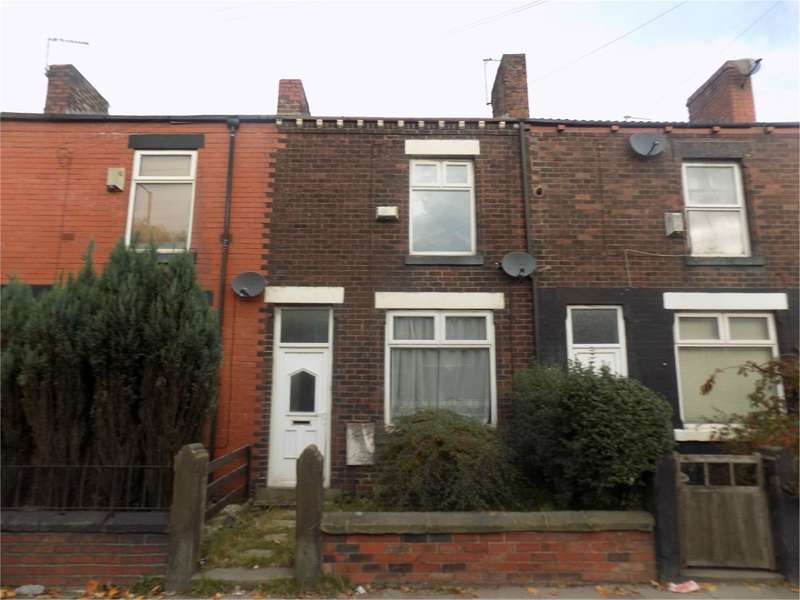 3 Bedrooms Terraced House for sale in Station Road, Blackrod, Bolton, BL6