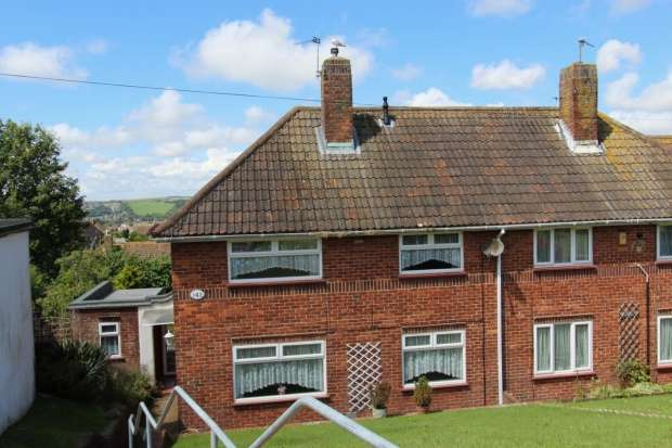 2 Bedrooms Semi Detached House for sale in Cuckmere Way Brighton