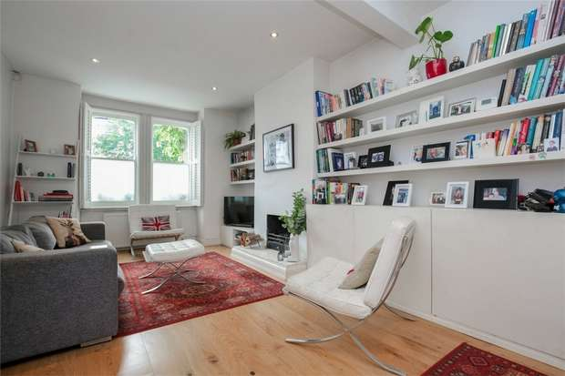 3 Bedrooms Terraced House for sale in Earlsmead Road, Kensal Rise, London