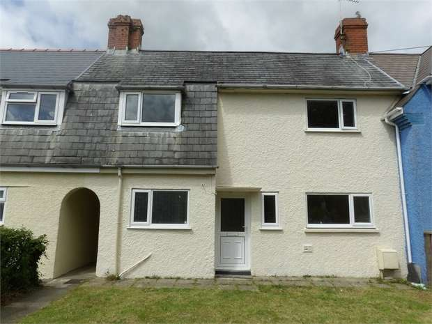 3 Bedrooms Terraced House for sale in City Road, Haverfordwest, Pembrokeshire