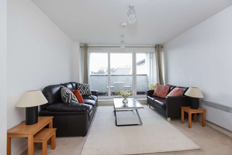 2 Bedrooms Flat for sale in Point Pleasant, Wandsworth, SW18