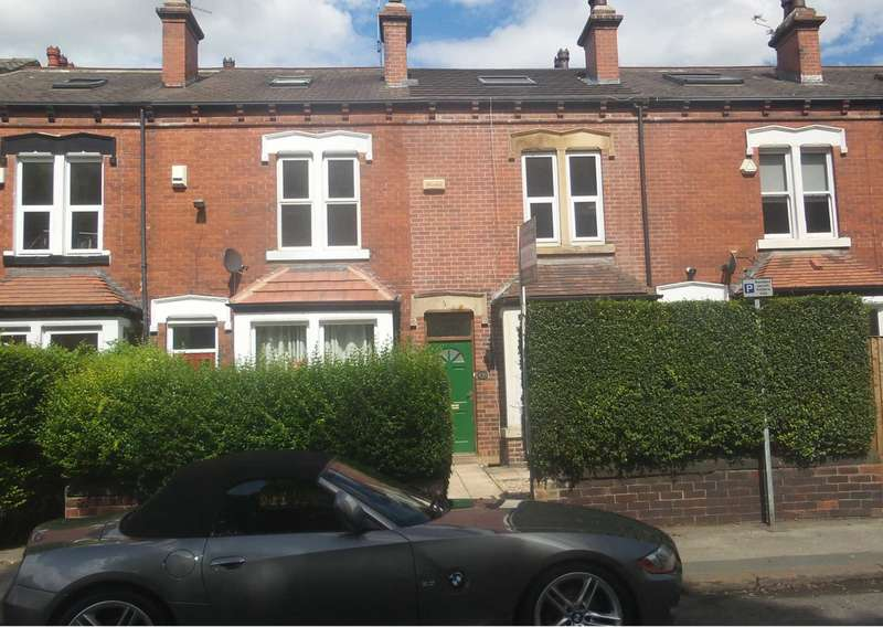 4 Bedrooms Terraced House for rent in Meanwood Road, Meanwood
