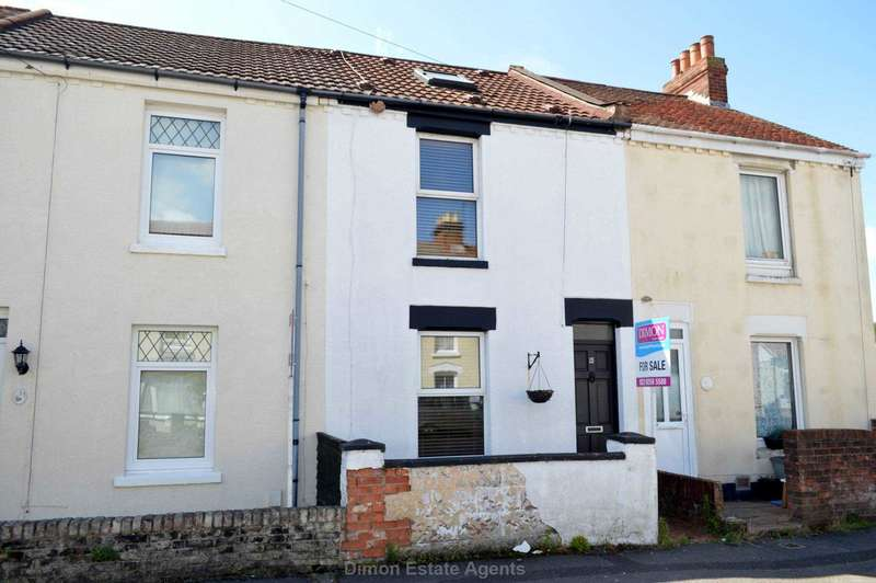 3 Bedrooms Terraced House for sale in Vernon Road, Gosport