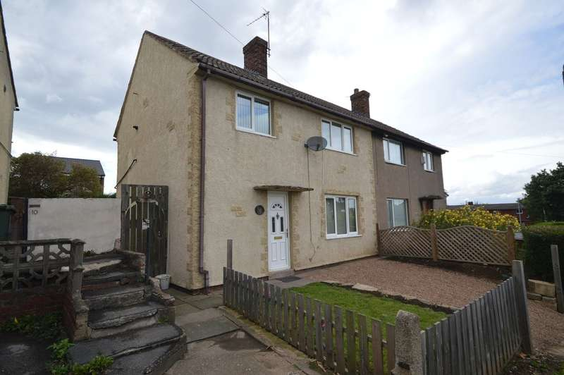 3 Bedrooms Semi Detached House for sale in Haverdale Road, Havercroft, Wakefield