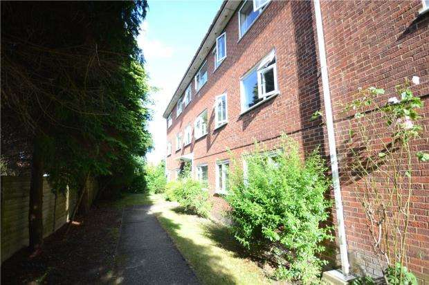 3 Bedrooms Apartment Flat for sale in Briarleas Court, Morris Road, Farnborough