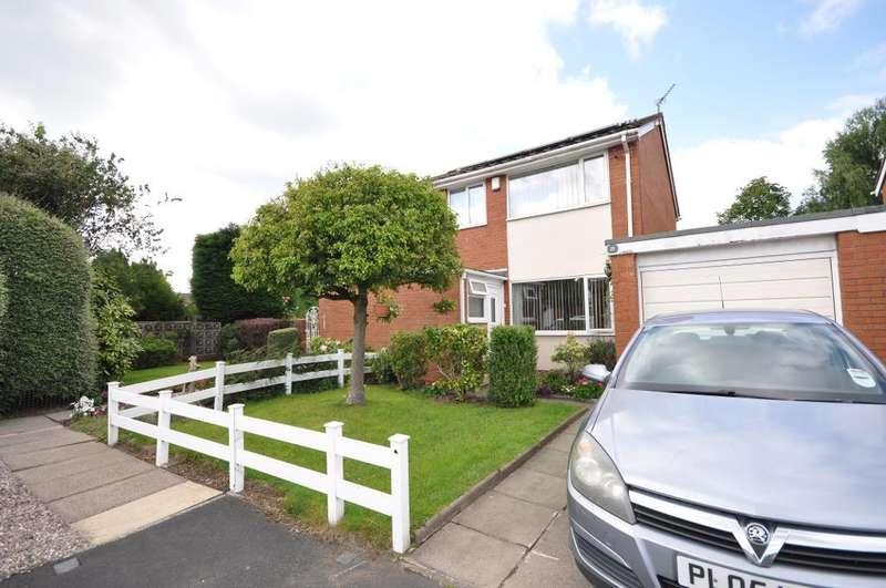 3 Bedrooms Semi Detached House for sale in Eastbourne Close, Ingol, Preston, Lancashire, PR2 3YR