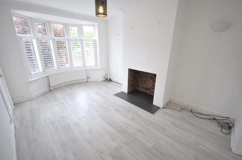 4 Bedrooms Semi Detached House for sale in Elm Avenue, Ashton, Preston, Lancashire, PR2 1SR