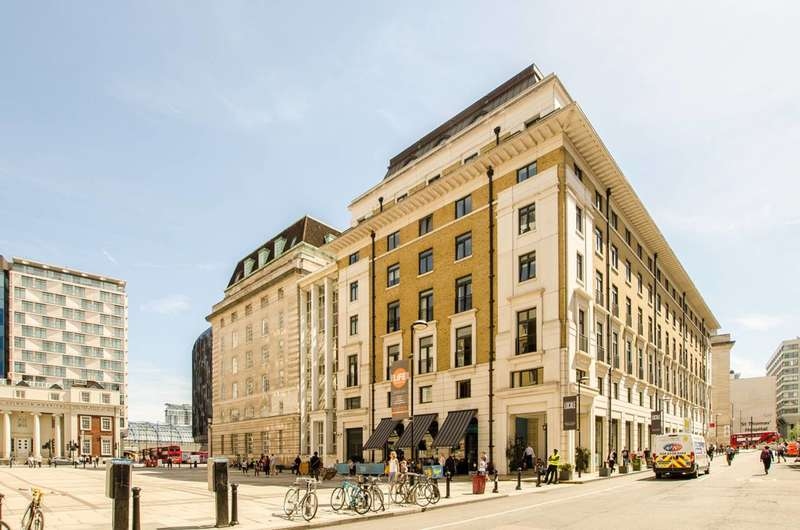2 Bedrooms Flat for sale in Forum Magnum Square, South Bank, SE1