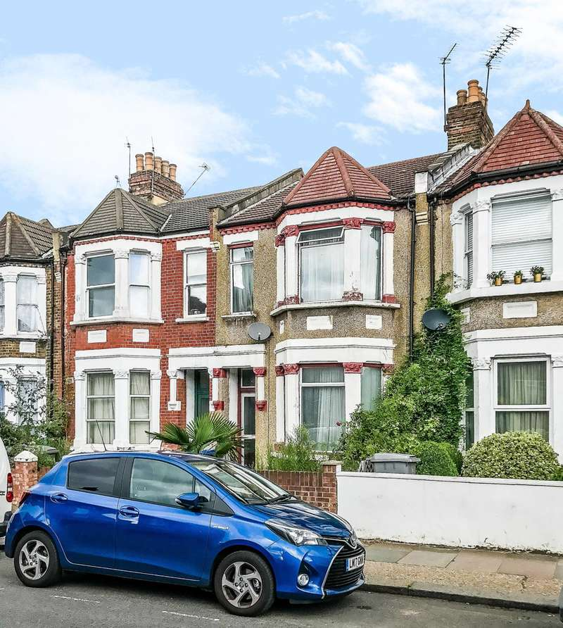 4 Bedrooms Terraced House for sale in Harlesden Road, Willesden Green, NW10