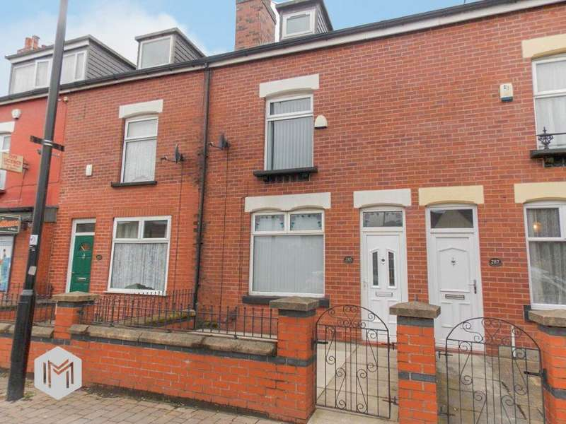 2 Bedrooms Terraced House for sale in Tonge Moor Road, Bolton, BL2