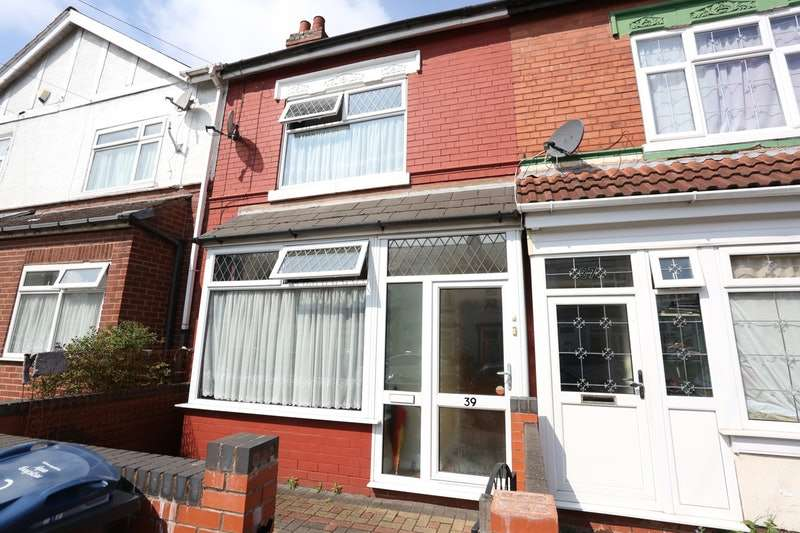 3 Bedrooms Terraced House for sale in Monk Road, Birmingham, West Midlands, B8
