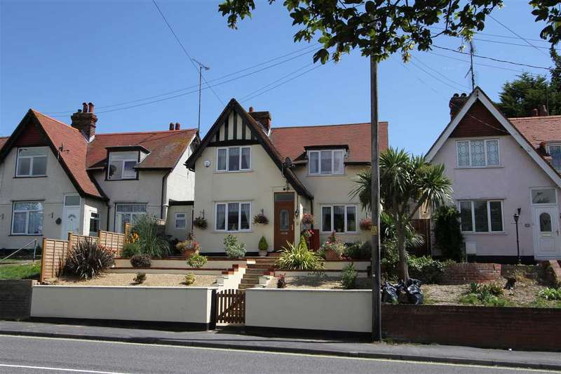 3 Bedrooms Detached House for sale in Garrison Lane, Felixstowe