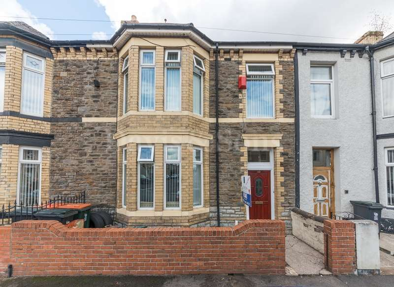 4 Bedrooms Terraced House for sale in London Street, Newport, Newport. NP19 8DG